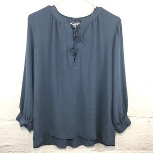 Madewell Blouse Long Sleeve Size X-Small